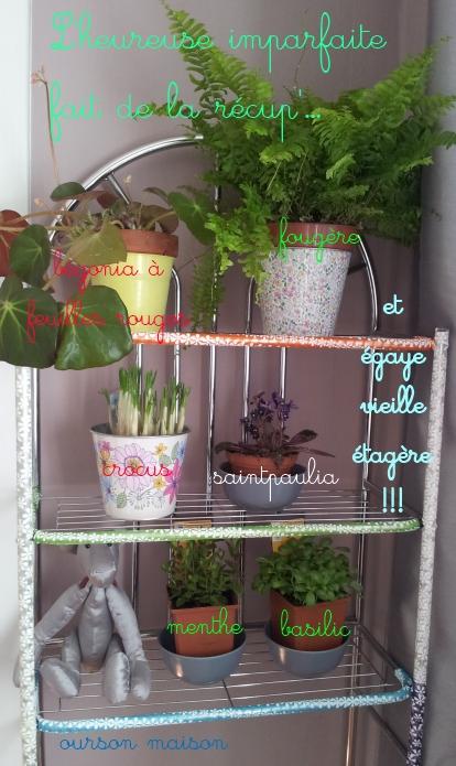 R cup de ma vilaine tag re de toilettes en joli jardin for Etagere pour plantes d interieur