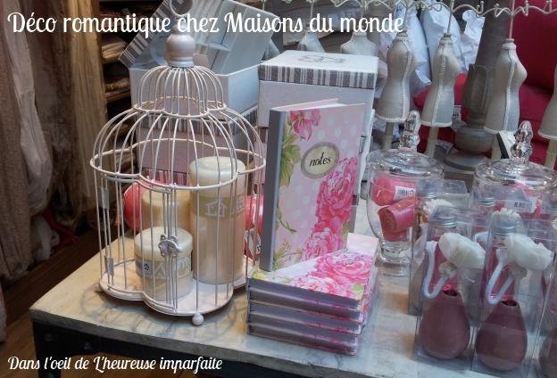 Décoration Romantique Maison Du Monde