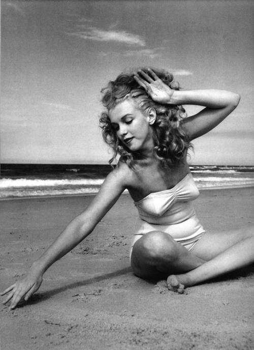 maryline à la plage 2