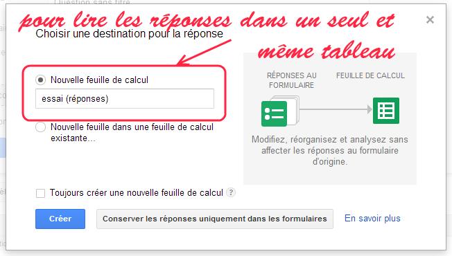 comment cr u00e9er un questionnaire en ligne avec google drive