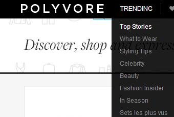 polyvore trending2