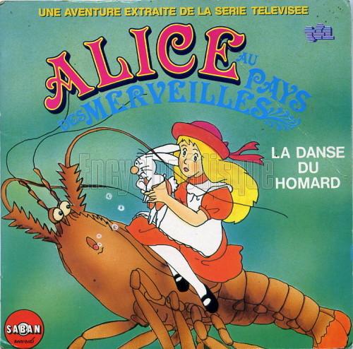 alice danse homard