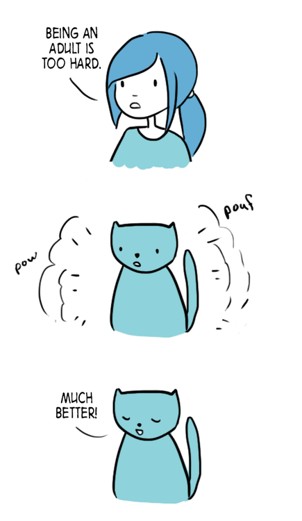 source : please stop being sad
