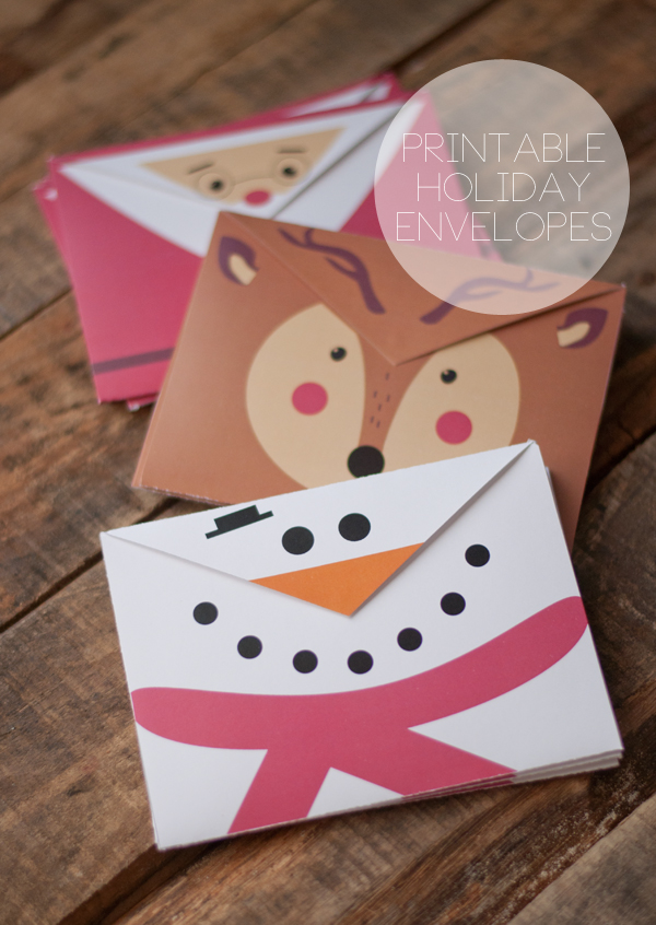 Printable-Holiday-Envelopes this heart of mine blog