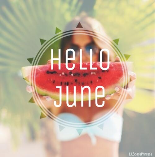 hello june watermelon