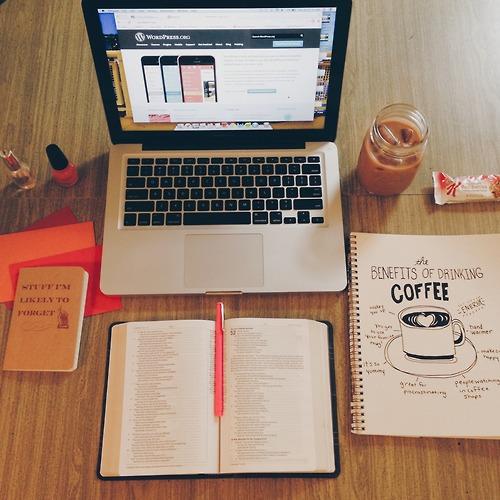 bureau bloguer
