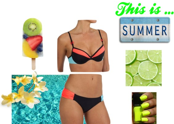 this is summer polyvore